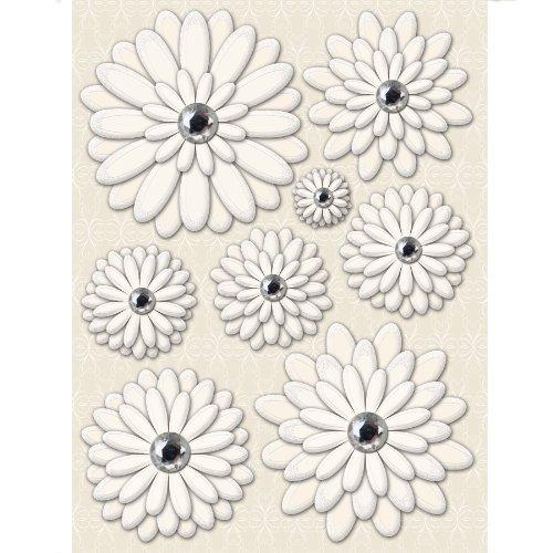 K&Company Elegance Daisy Grand Adhesions ()