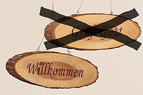 Cartel Cartel de madera