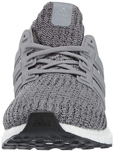 adidas Men's Ultraboost, Grey/Black, 4 M US by adidas (Image #4)