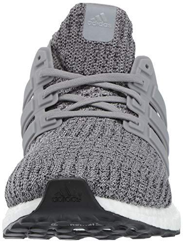 adidas Men's Ultraboost, Grey/Black, 4.5 M US by adidas (Image #4)