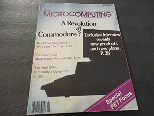 Kilobaud Microcomputing Sep 1980, Pet Focus, Atari 800