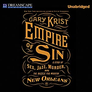 Empire of Sin Audiobook