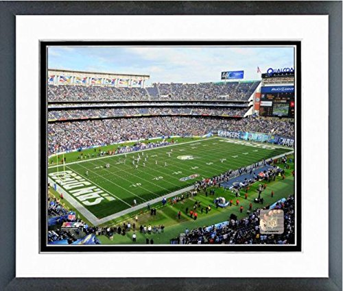 """Qualcomm Stadium San Diego Chargers Photo (Size: 12.5"""", used for sale  Delivered anywhere in USA"""