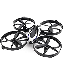 TOZO Q2020 Drone RC Quadcopter Altitude Hold Headless RTF 3D 360 Degree Flips & Rolls 6-Axis Gyro 4CH 2.4Ghz Remote...