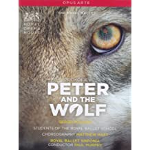 Prokofiev: Peter & The Wolf by Sergei Polunin