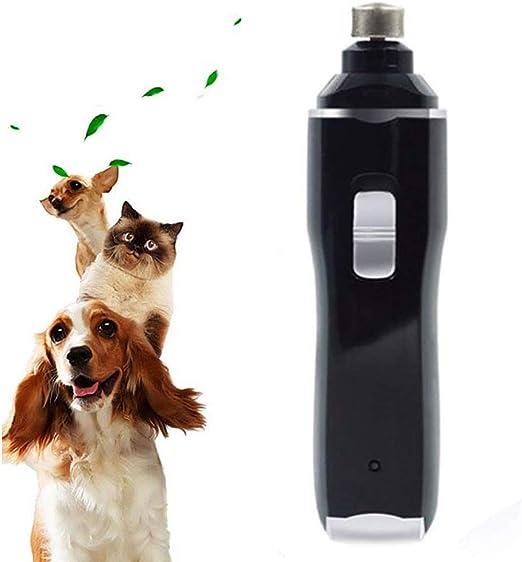 FXQIN Amoladora eléctrica de uñas para Perros eléctricos ...