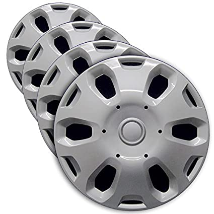 Amazon.com: Premium Hubcap Set for Ford Transit Connect 2010, 2011 2012, 2013 - Replacement 15-inch Wheel Covers (4-Pack): Automotive