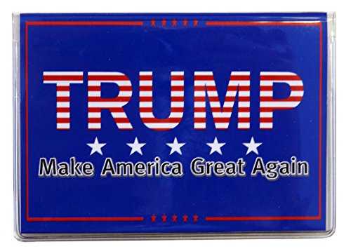 Donald-Trump-For-President-Make-America-Great-Debit-Card-Holder-with-Register-and-Photo-Insert