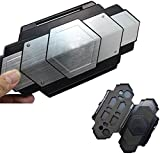 XFUNY (TM) Super Cool Hard Protective Case Cover Shell Box Storage Bag Steel Armor Case for PlayStation Vita...