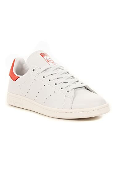 huge selection of 015f0 b594c Adidas Original - Basket Homme Adidas Stan Smith Blanche-Taille - 45 1 3