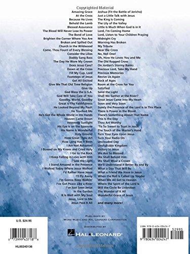 Gospels Greatest Fake Books Hal Leonard Corp 0073999437188