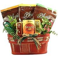 A Sugar Free Celebration Healthy Snacks Gourmet Gift Basket   Diabetic Gift Basket