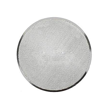 Pantalla plana de aluminio Pantalla de pizza Bandeja de horno ...