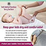Waterproof Bed Pads - Mattress and Chair Protective Covers - Non Slip, Washable, Breathable, Hypoallergenic, Terry Cloth -Baby, Bed Wetting, Elderly, Dogs - by X-Preferred