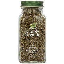 Simply Organic Organic Italian Seasoning, 22 gm