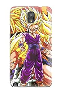 Mai S. Cully's Shop Fashion Tpu Case For Galaxy Note 3- Dbz Defender Case Cover 3503461K11495263