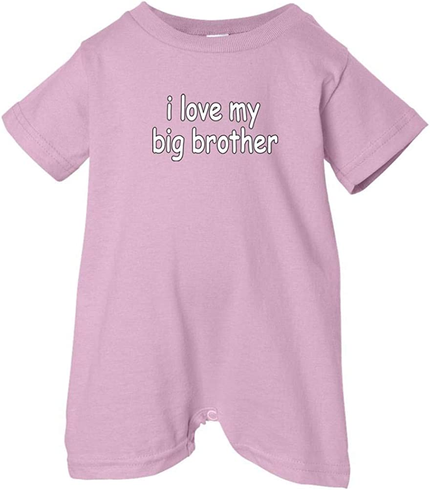 Unisex Baby I Have An Amazing Big Sister T-Shirt Romper So Relative White, 18 Months