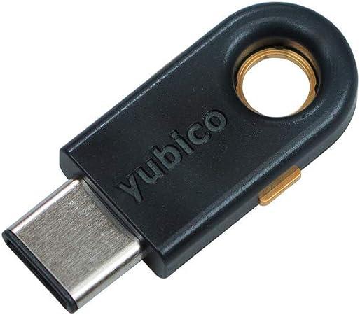 Yubico Yubikey 5c Two Factor Authentication Usb Computer Zubehör