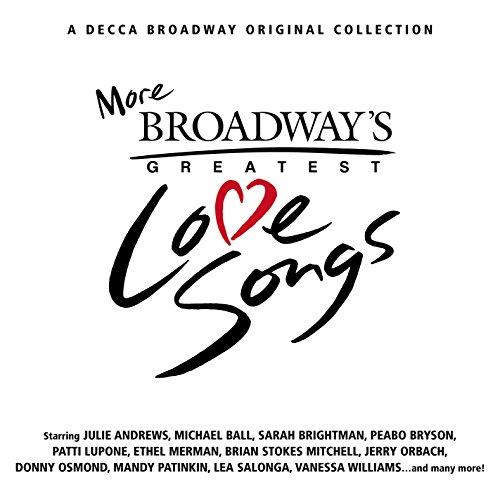 More Broadway Love Songs