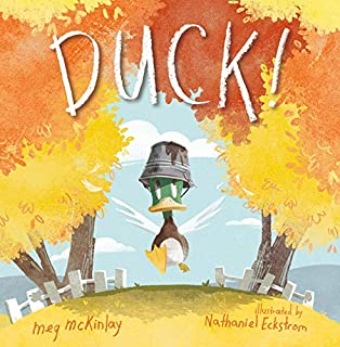 Book Cover: DUCK!
