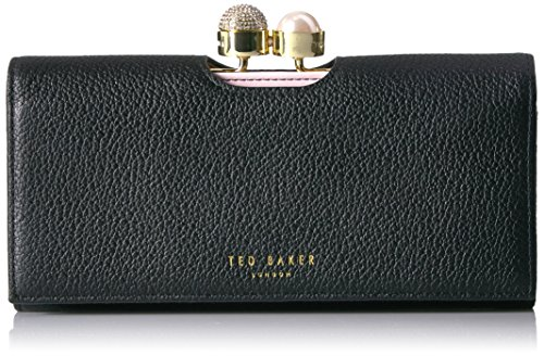 Ted Baker Marta Wallet,Crystal Pearl Bobble Matinee,black,One Size by Ted Baker
