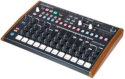 Arturia DrumBrute Analog Drum Machine - Best for a professional studio