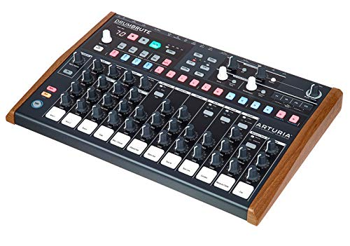 Buy Arturia DrumBrute Analog Drum Machine, Black