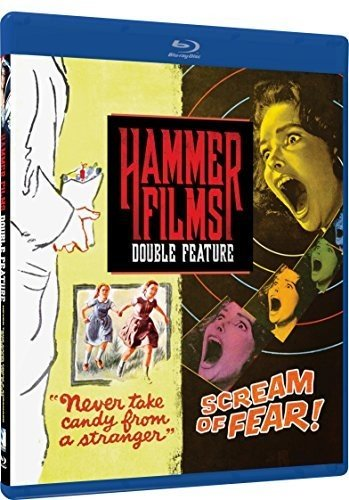Blu-ray : Hammer Film Double Feature 4 (Blu-ray)