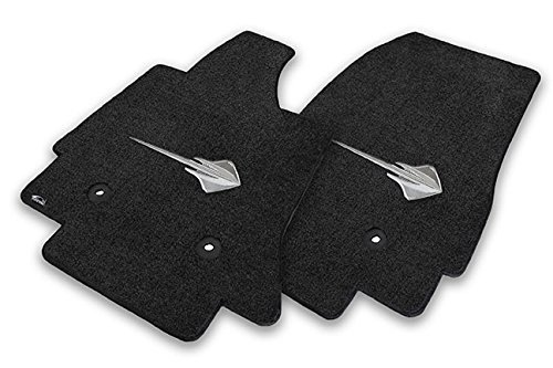 white and black car floor mats - 6