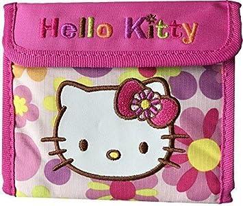 Sanrio Hello Kitty Flor Rosa Deportes Cartera Merchandising ...