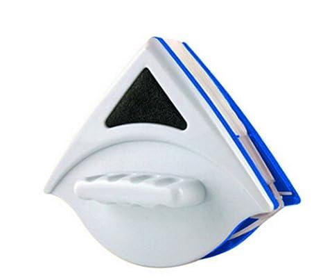 rurah magnético doble cara ventana limpiaparabrisas limpiador de cristal azul para 3 – 8 mm