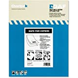 CHADAF8 - Chartpak Self-Adhesive Drafting Applique Film