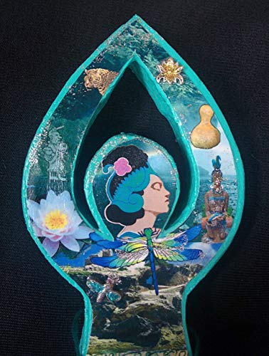 IxChel, Mayan Water & Moon Goddess Statue