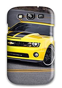 Series Skin Case Cover For Galaxy S3(yellow Camaro)