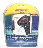 Craig PowerPlay Digital Portable Cassette Player CS2400
