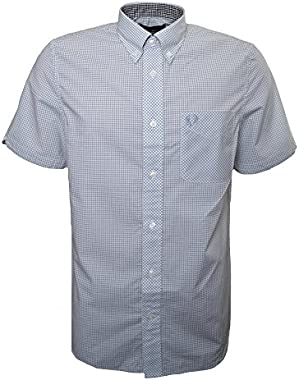Mens Classic Gingham Shirt