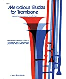 #10: Carl Fischer Melodious Etudes for Trombone Series Book 1