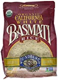 Lundberg Family Farms Organic Rice, White Basmati, 4 Pound