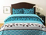 Perry Ellis, Diamond Daze Collection, Duvet Set, Twin
