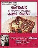 Gâteaux et gourmandises sans sucre