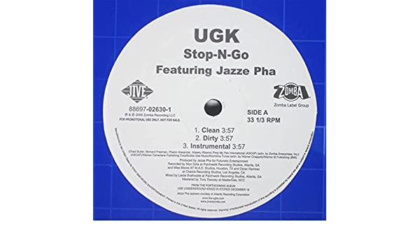 Ugk - Stop-N-Go/The Game Belongs to Me [Vinyl] - Amazon com Music