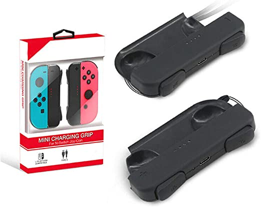 TYewa98556 - Par de cargadores de palanca de mando para Nintendo ...