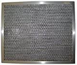 Aluminum/Carbon Rectangle Rangehood Metal Mesh Filter