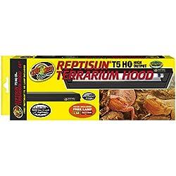 "Zoo Med Reptisun T5-Ho Terrarium Hood - 14"""