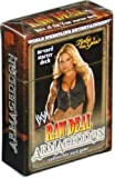 WWE Raw Deal Card Game Armageddon Starter Deck Babe of the Year Trish Stratus