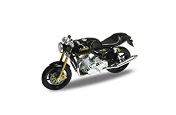 Welly 1:18 Norton Commando 961 Se Diecast Motocycle Model Collection