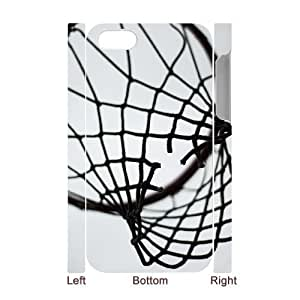 Basketball Custom 3D Case for Iphone 4,4S, 3D Personalized Basketball Case