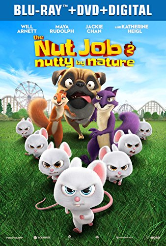 The Nut Job 2: Nutty By Nature (Blu-ray + DVD + Digital)
