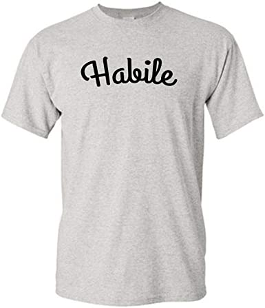 Mygoodprice T-Shirt col Rond Homme Citation OSS 117 Habile