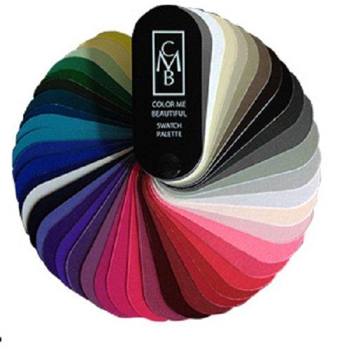 Color Me Beautiful Seasonal Swatch Fan - Color Me Beautiful Color Swatches